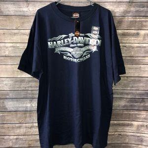 Harley Davidson t-shirt Atlantic City NJ